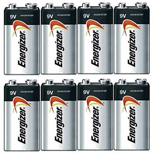 Energizer E522 Alkaline battery later