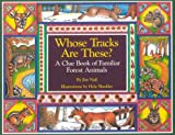 Whose Tracks Are These?, James D. Nail, 1570980780