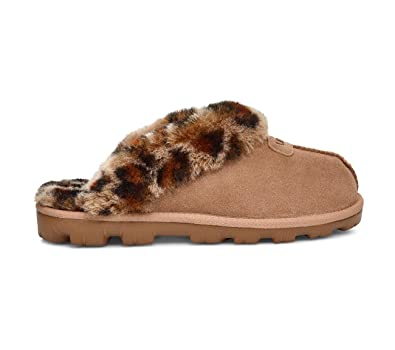724a2774682 UGG Women's Coquette Leopard Slipper