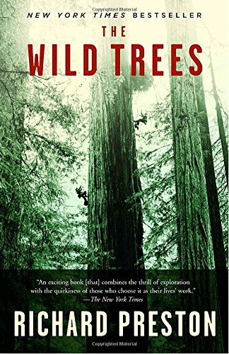 Book cover for The Wild Trees