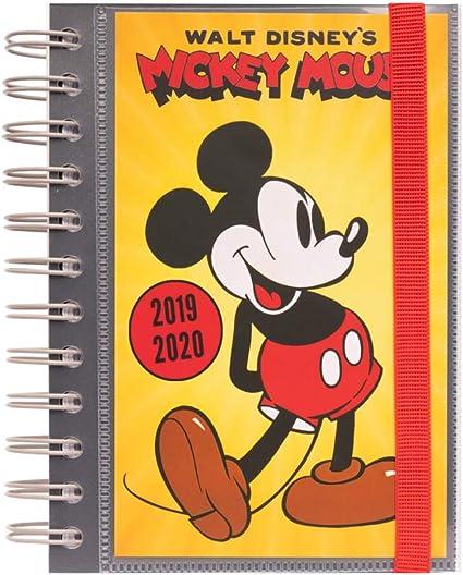 Agenda escolar 2019/2020 día página S Disney: Amazon.es: Oficina y ...