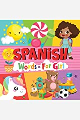 ABC Spanish Book for Girls: Alfabeto Spanish Bilingual Edition Kindle Edition
