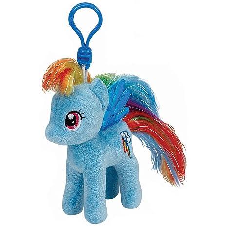Amazon.com: Claire s Accessories TY my little pony Rainbow ...