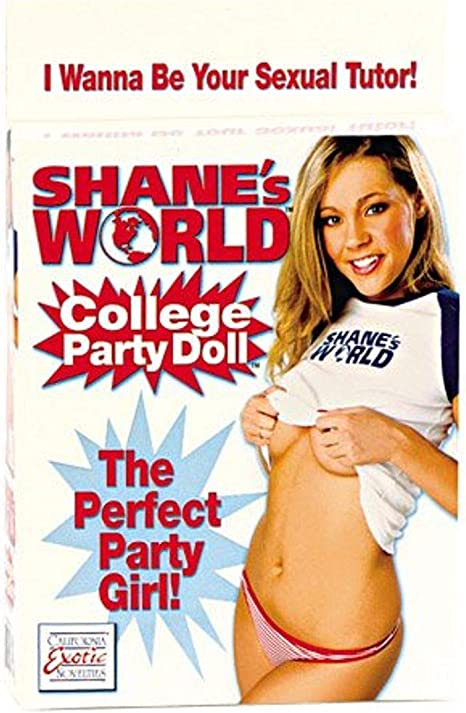 Shane College World Party