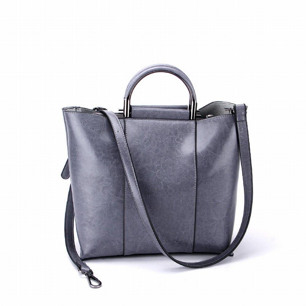 High-Volume-Mode Handtasche Handtasche Diagonal Alle Spiel Handtaschen , dunkelgrau