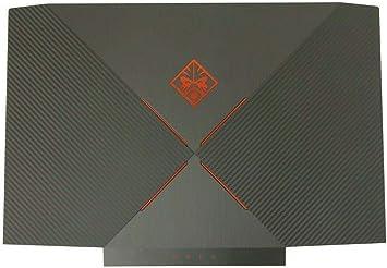 Laptronics 938038-001 - Tapa Trasera LCD para HP Omen 15-CE, Color Negro: Amazon.es: Electrónica
