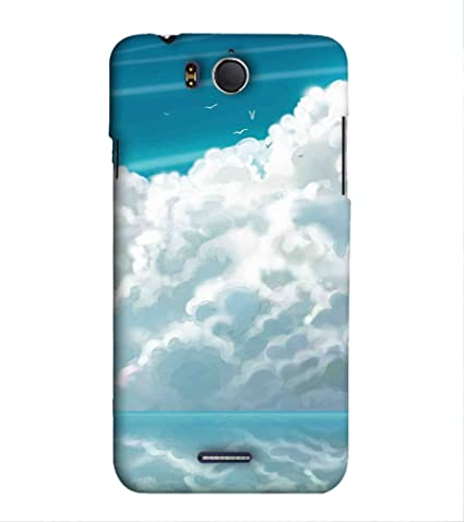 size 40 6a9a2 fe1ac For InFocus M530 Printed Back Case; 3D Printed Designer: Amazon.in ...