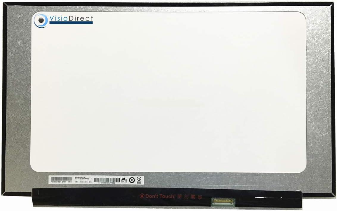 Visiodirect/® LCD Schermo Display 15.6 LED tipo N156BGE-EA2 per portatile