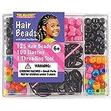 The Beadery Hair Bead Box, Bright