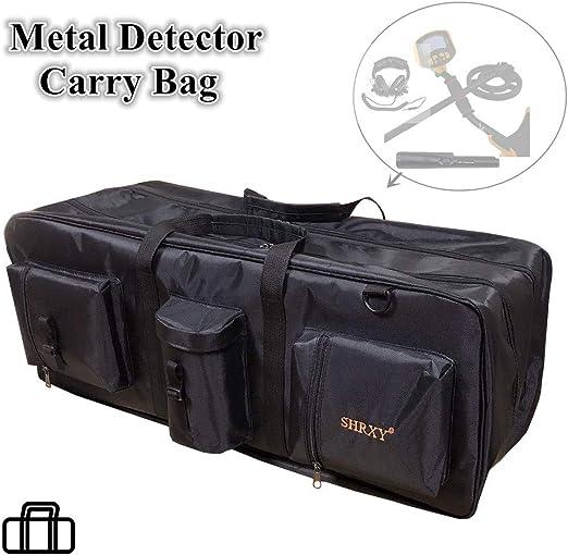 Amazon.com: Bolsa de transporte para detector de metal ...
