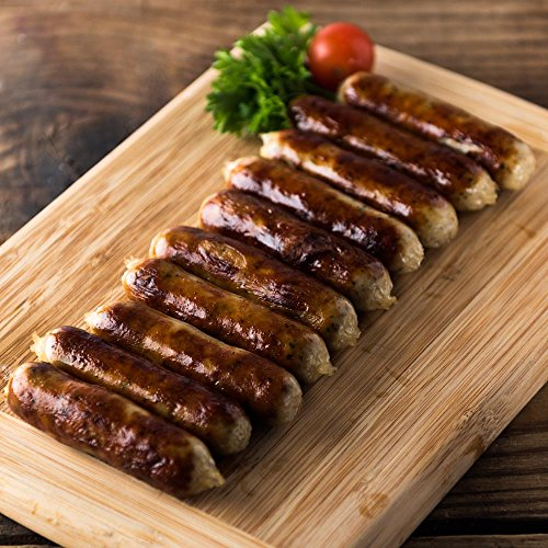 (Howe's Uncured Nuremberg Bratwurst IGP (Bavarian Breakfast Links) (7)
