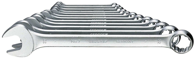 GEDORE 7-012 Combination Spanner Set 12 pcs 10-32 mm