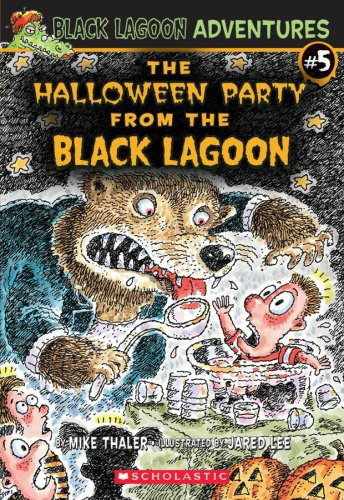 The Halloween Party from the Black Lagoon -