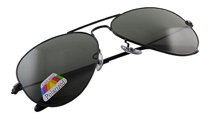 4sold Joven Polarized Gafas de sol aviador Kids en muchos combinaciones clásica Pilot Gafas unisex gafas