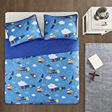 Best Kids Quilts - Comfort Spaces Twin Quilt Set Boys - Wright Review