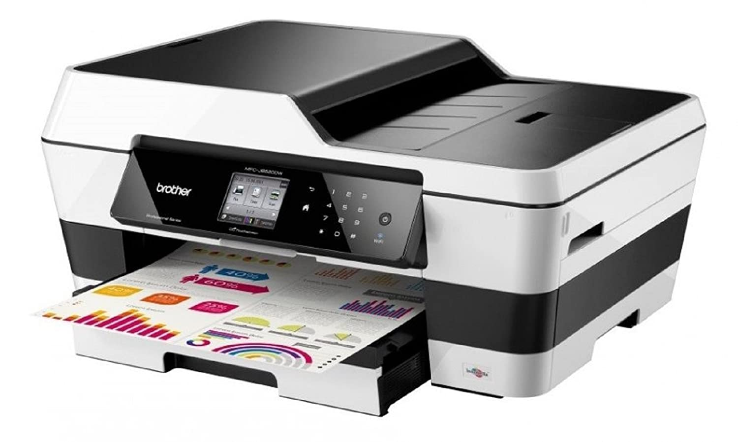 Amazon buy brother mfc j3520 color wifi multifunction ink amazon buy brother mfc j3520 color wifi multifunction ink benefit printer online at low prices in india brother reviews ratings fandeluxe Images
