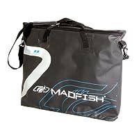 Madfish Dry Bag. Large. Fully sealed Carry bag. Fits 4 Keepnets plus landing nets, 78L, 65cm x 20cm x 57cm