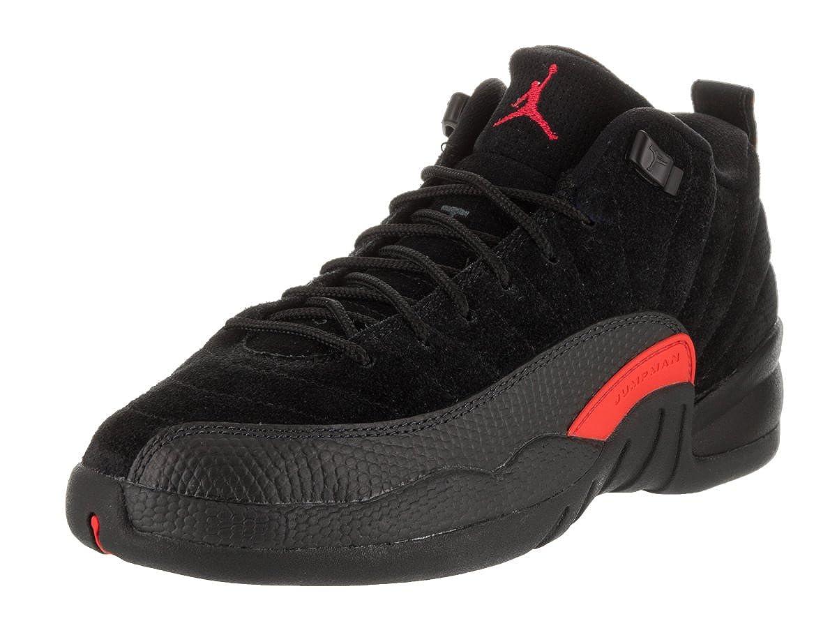 308305 Nike Air Jordan Bggs'max Orange' 12 Retro Low 003 iOPkXZu