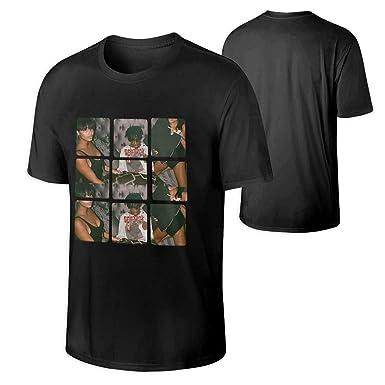 c240402e3 Men's Playboi Carti Music Band Aid T-Shirt Gift | Amazon.com