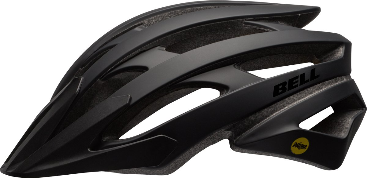 BELL Catalyst MIPS XC MTB Fahrrad Helm schwarz 2017