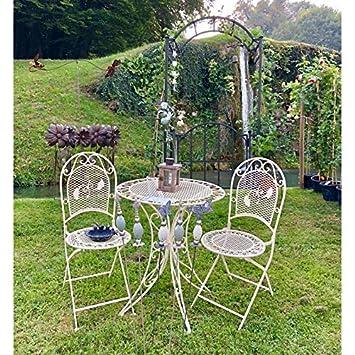 LHeritier Du Temps Salon De Jardin 2 Personnes The Bistrot 1 Table