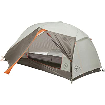 RT One Size Silver/Gray 1-Person 3-Season HV Copper Spur mtnGLO UL Tent: Garden & Outdoor