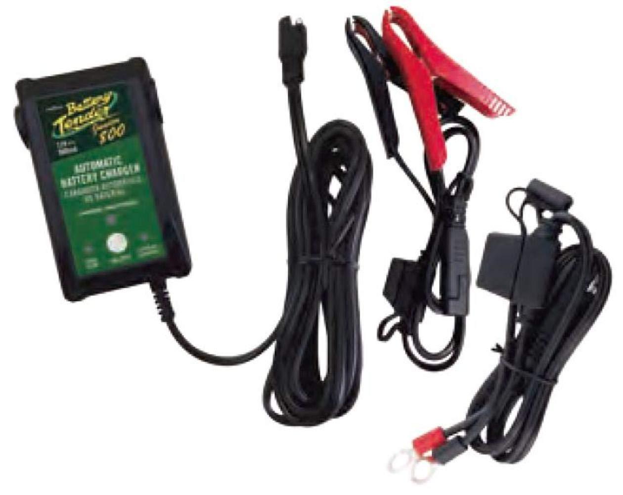 Battery Tender 022-0199-DL-WH Black, Green 12V Marine