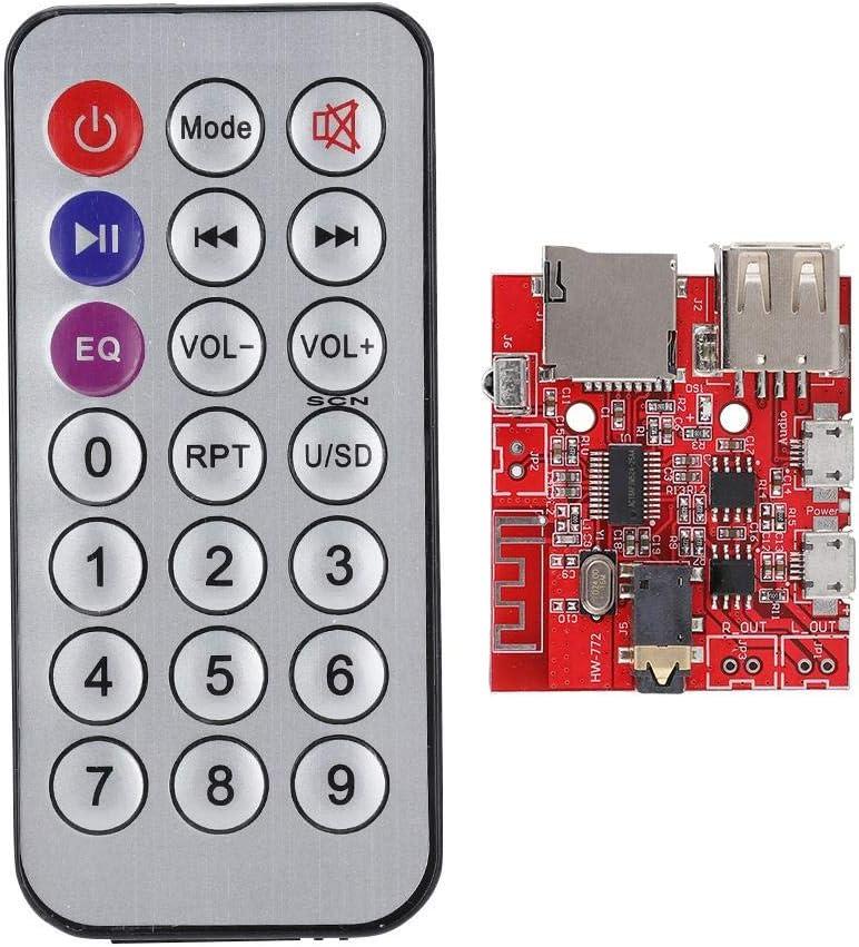 Hakeeta Mp3 Decoder Board Bluetooth 4 1 Audio Decoder Elektronik