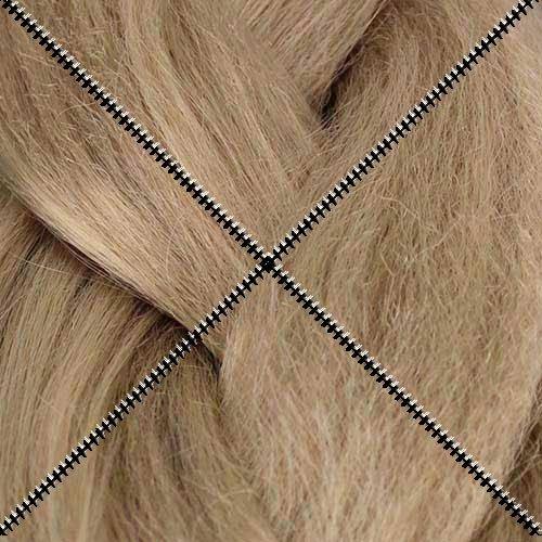 Extra Kanekalon Braiding Extensions Blonde product image