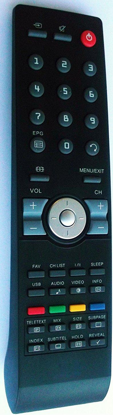 New Remote Control for AOC L32W761 L37W431 LE40H137M L22W931 L26W831 L32W961 L42H961 AOC LCD LED HDTV CRT TV