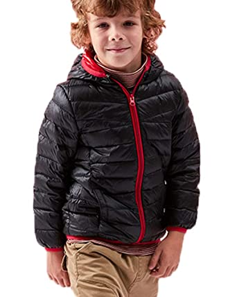 86b578415a98 Amazon.com  Azue Grils Puffer Down Jacket Coat Kid Winter ...