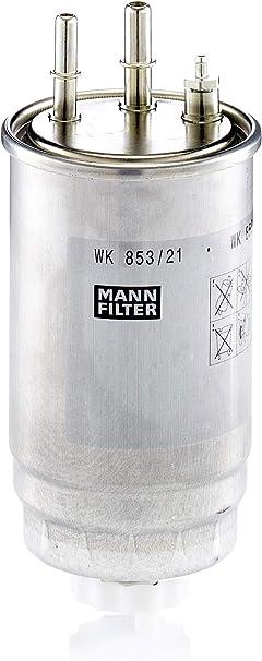Original Mann Filter Kraftstofffilter Wk 853 21 Für Pkw Auto
