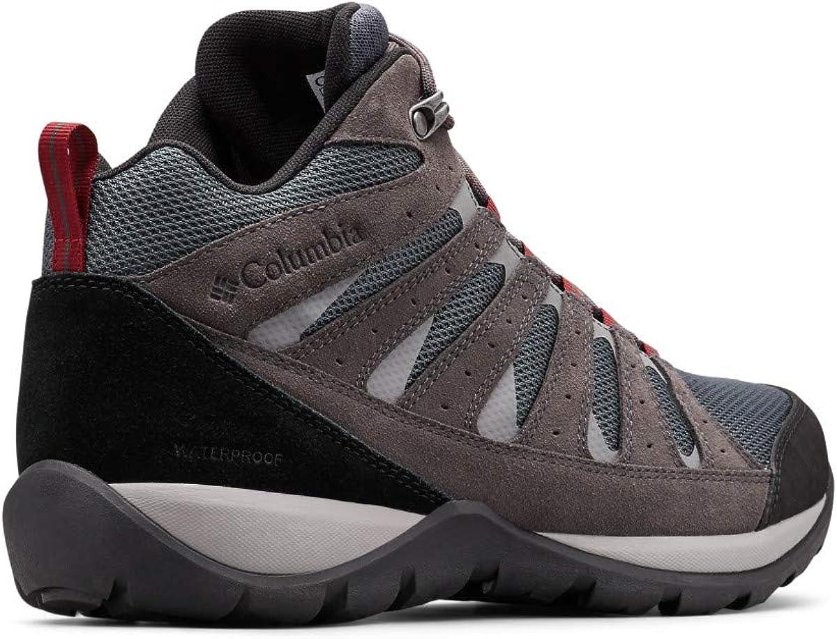 Chaussures Mi-Hautes Imperm/éables Homme Columbia Redmond V2
