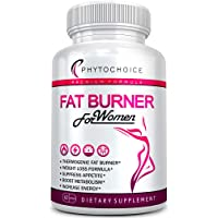 Best Diet Pills that Work Fast for Women-Natural Weight Loss Supplements-Thermogenic Fat Burning Pills for Women…