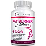 Best Diet Pills that Work Fast for Women-Natural Weight Loss Supplements-Thermogenic Fat Burning Pills for Women-Appetite Sup