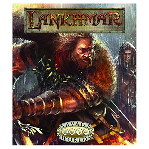 Savage Worlds RPG: Lankhmar - City of Thieves Collectors Box Set by Savage Worlds
