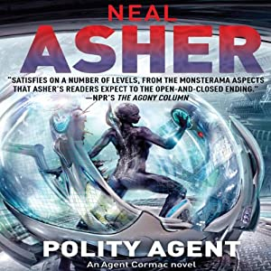 Polity Agent Audiobook