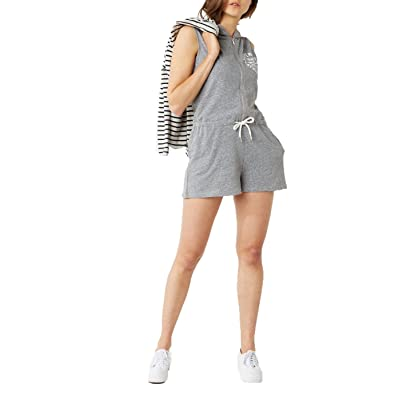 COMBISHORT SUPERDRY TRACK & FIELD PLAYSUIT