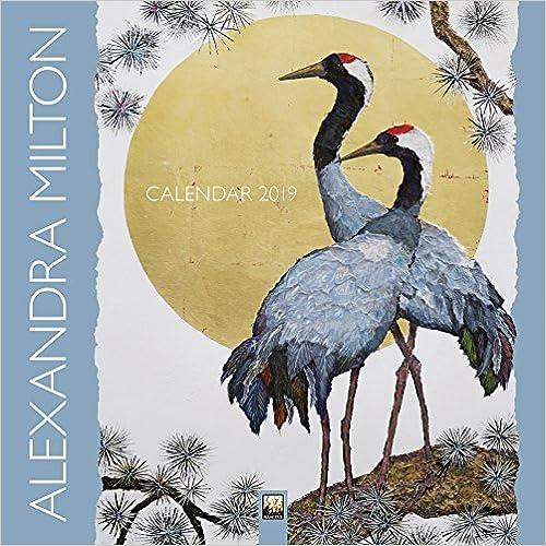 Alexandra Milton 2019 Calendar