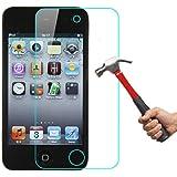 アップルのiPod touchの4第四世代防爆強化ガラススクリーンプロテクターフィルム用