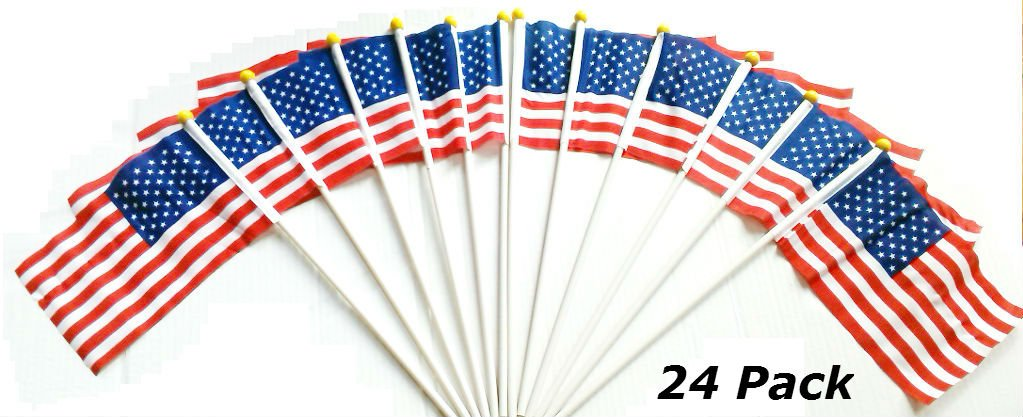 veterans day flags classroom set