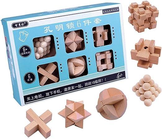 LULUDP Puzzle exploration toy Chinese