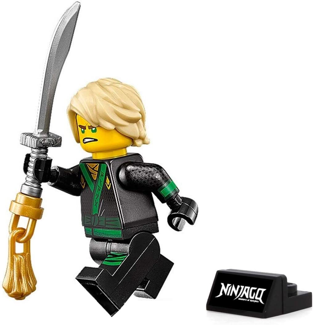 Lego Lloyd Garmadon figurine lego Ninjago Movie figurine Series Figure