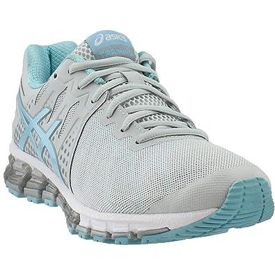 31782e3dc9d2 ASICS Women s Gel-Quantum 180 TR Cross-Trainer Shoe Grey  Amazon.co ...