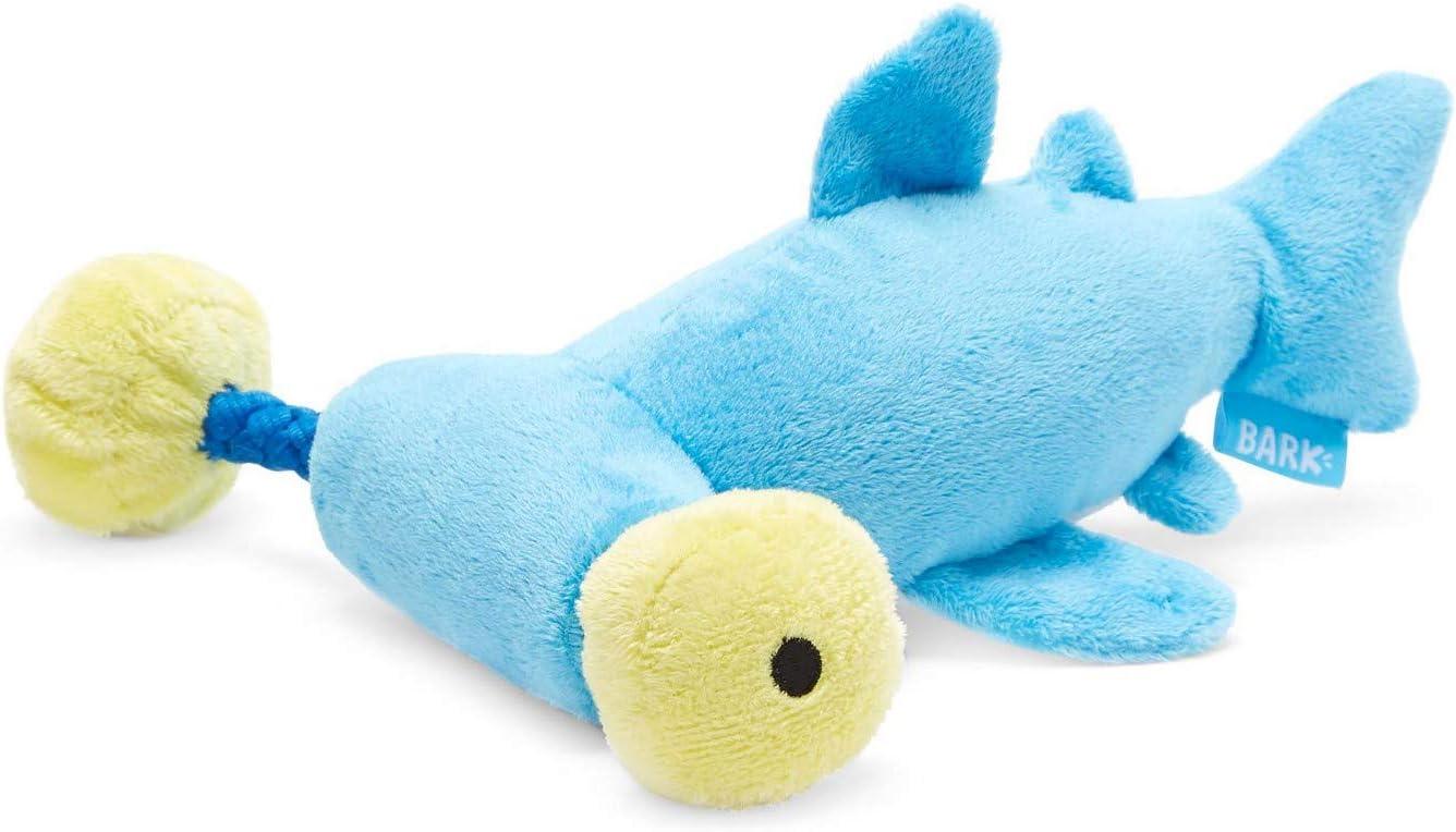 Hammerhead Shark Dog Toy - Hammerin' Hank The Shark