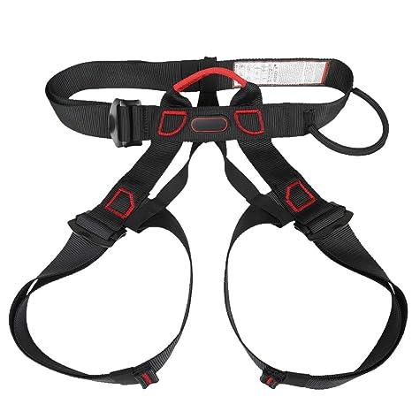 AOKWIT Arnés de Escalada, Cinturones de Seguridad para Escalada ...