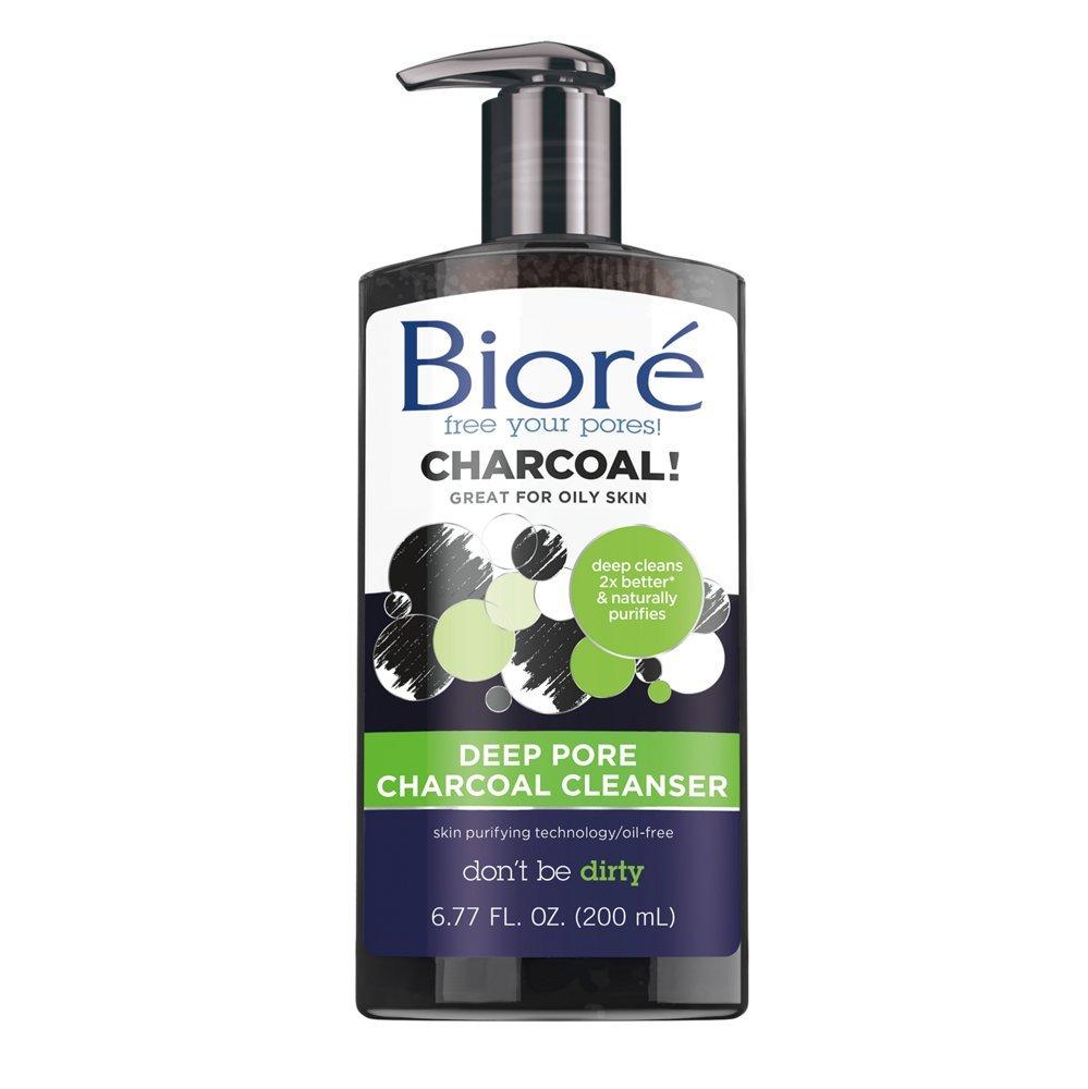 Bior Pore Penetrating Charcoal Bar 377 Oz Beauty Mens Biore Body Foam Facial White Energy
