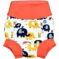 Splash About Happy Nappy Pañal de Baño Reutilizable - Little Elephants 2-3 Años