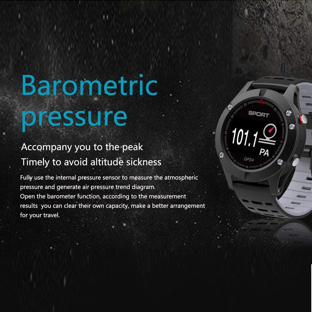Amazon.com: MISYAA Smartwatches, F5 Smartwatch IP67 ...