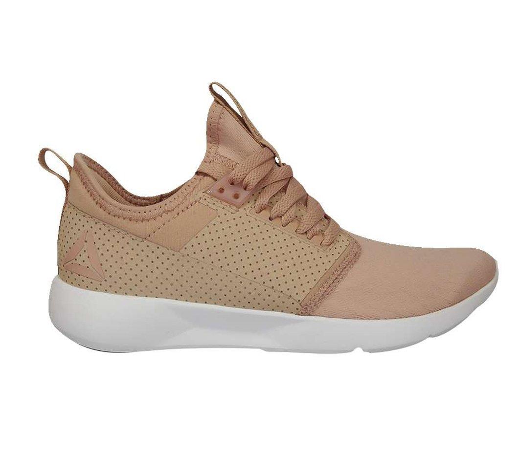 Reebok Women's Plus Lite 2.0 GF Sneaker B076HVM9QM 10.5 B(M) US|Chalk Pink/Silver Met/Ash